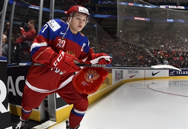 Russia sweeps in Sweden