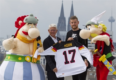 Welcome Timo Horn