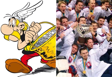 Asterix: The Hockey Way