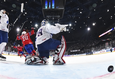 Norway spoils French party