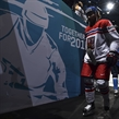 PARIS, FRANCE - MAY 8: Czech Republic's Michal Kempny #6 makes his way off the ice prior to preliminary round action against Finland at the 2017 IIHF Ice Hockey World Championship. (Photo by Matt Zambonin/HHOF-IIHF Images)