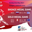 Tickets Medal Games
