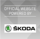 Official Website powered by SKODA